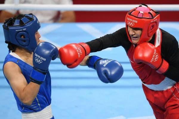 Подмосковная «бронза» по боксу в Токио