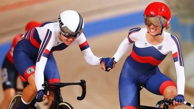 Подмосковная спортсменка в дуэте с напарницей завоевали бронзу по велосипедному спорту