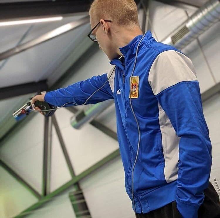 Подмосковный спортсмен стал чемпионом V летней Спартакиады молодёжи России по пулевой стрельбе