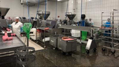 Производство мяса выросло на 5,6 тыс. тонн в Подмосковье