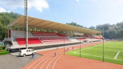 Реконструкция стадиона «Спартак» начнется в Серпухове