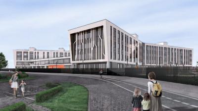 Школа на 1,5 тыс. мест появится в Люберцах