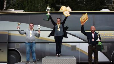Сотрудники из Домодедово и Раменского заняли первые места в конкурсе «Лучший водитель»