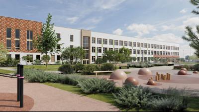 Современная школа на 1,2 тыс. мест появится в городском округе Красногорск