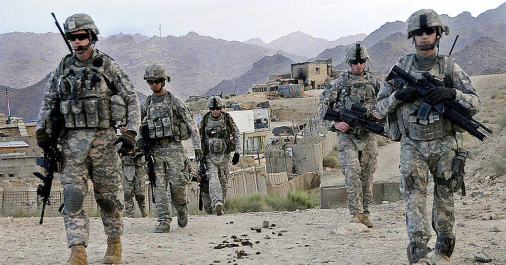 сша и великобритания вынуждены вернуть войска в афганистан