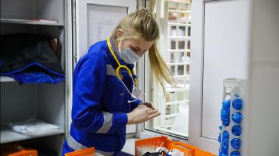 Три новые подстанции скорой помощи построят в Московской области