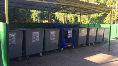 Установку контейнеров для раздельного сбора ТКО начали в Подмосковье