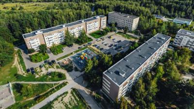 В Домодедове капитально отремонтировано 19 многоквартирных домов.