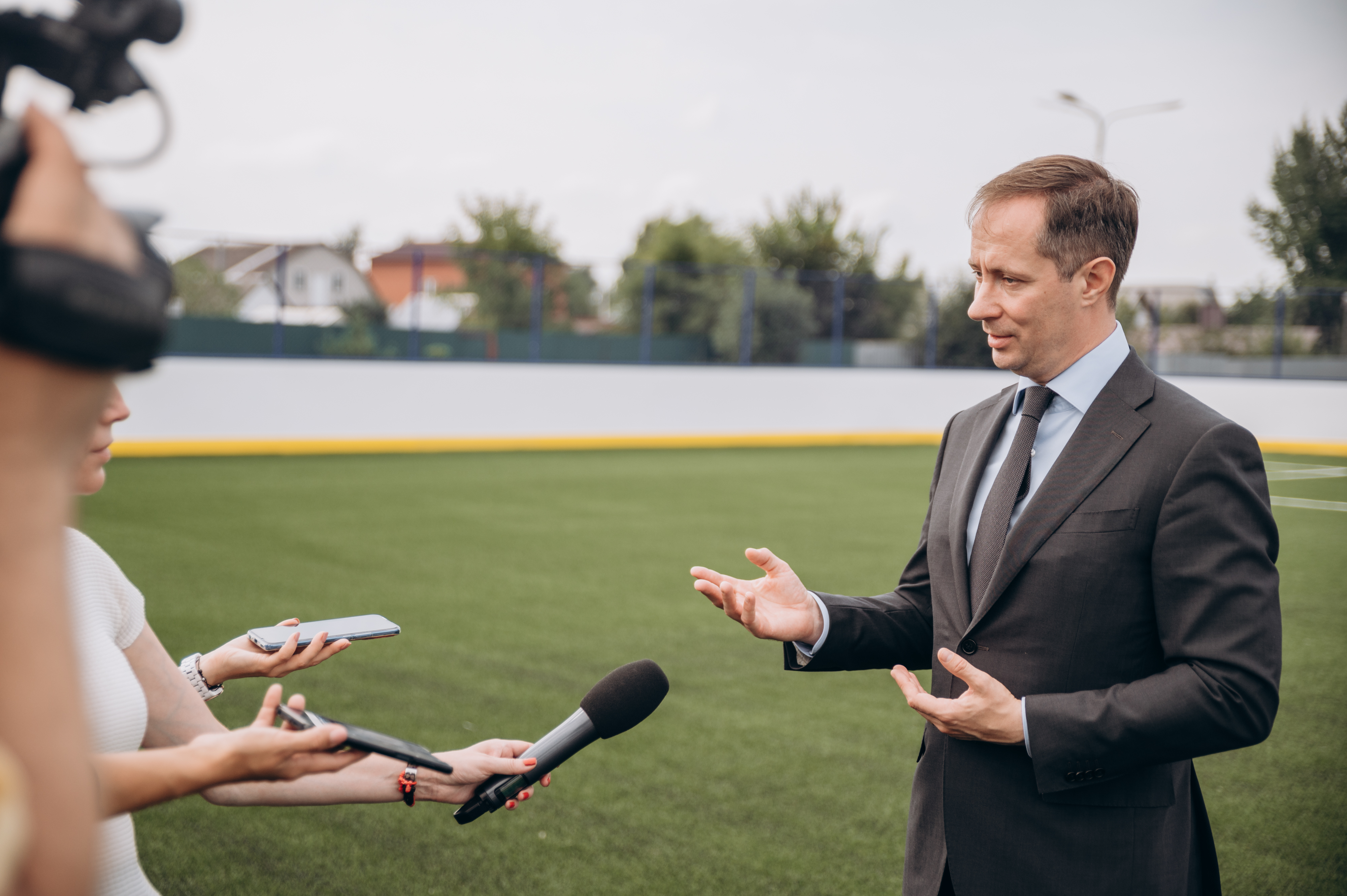 В Раменском округе появится ещё один крупный спортивный объект