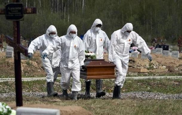 В сентябре ожидают резкий рост смертности от COVID