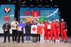 В Удмуртии определились победители VI Всероссийского фестиваля национальных и неолимпийских видов спорта
