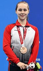 XVI Паралимпийские летние игры: Аделина Разетдинова – бронзовый призёр в плавании на дистанции 100 метров брассом