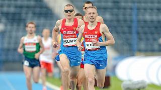 XVI Паралимпийские летние игры: Александр Костин завоевал бронзовую медаль в беге на 5000 метров