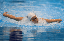 XVI Паралимпийские летние игры: Дарья Пикалова выиграла серебряную медаль в плавании на дистанции 100 м на спине