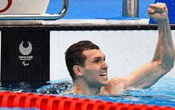 XVI Паралимпийские летние игры: Денис Тарасов – серебряный призёр в плавании на 50 м вольным стилем