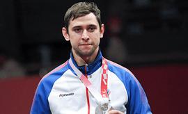 XVI Паралимпийские летние игры: Максим Шабуров завоевал «серебро» в фехтовании на колясках