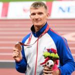 XVI Паралимпийские летние игры: Роман Тарасов — бронзовый призёр в беге на 100 м