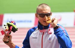 XVI Паралимпийские летние игры: российские легкоатлеты завоевали две золотые, три серебряные и две бронзовые награды