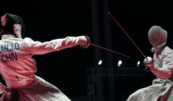 XVI Паралимпийские летние игры: российские шпажисты – чемпионы Игр