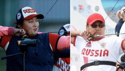 XVI Паралимпийские летние игры: Степанида Артахинова и Баир Шигаев выиграли «бронзу» в смешанных соревнованиях по стрельбе из лука