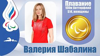 XVI Паралимпийские летние игры: Валерия Шабалина принесла первое «золото» российской сборной и установила новый мировой рекорд