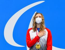 XVI Паралимпийские летние игры: Валерия Шабалина завоевала второе «золото» в плавании