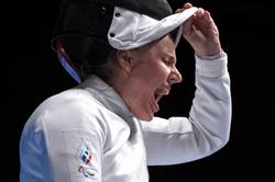 XVI Паралимпийские летние игры: Виктория Бойкова выиграла «серебро» в фехтовании на колясках