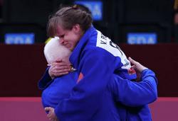 XVI Паралимпийские летние игры: Виктория Потапова – бронзовый призёр в соревнованиях по дзюдо в категории до 48 кг