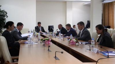 Заседание Комитета Госдумы РФ прошло в ОЭЗ «Дубна» в Подмосковье