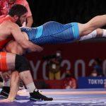 «Золото» по вольной борьбе на XXXII летних Олимпийских играх
