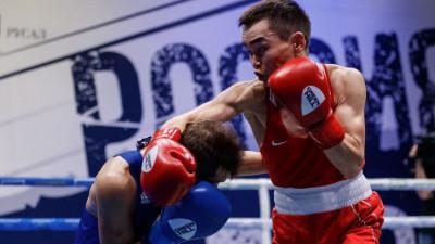 Боксеры из Подмосковья завоевали золото и серебро на чемпионате России