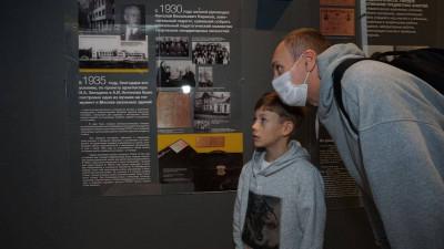 Первая выставка открылась в музее «Зоя» накануне дня рождения Зоя Космодемьянской
