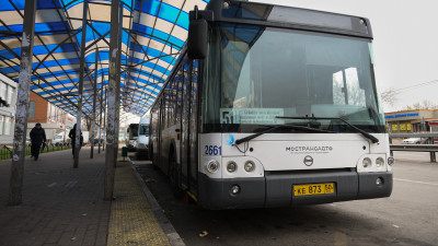 Общественный транспорт в Подмосковье