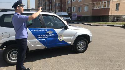 Более 300 нарушений в содержании фасадов нежилых зданий устранено в Подмосковье