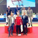 Борцы греко-римского стиля из Подмосковья стали призёрами всероссийских соревнований