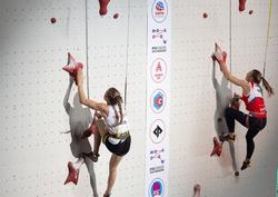 Чемпионат мира по скалолазанию завершился в Москве