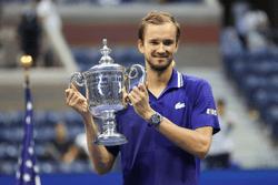 Даниил Медведев – победитель Открытого чемпионата США по теннису
