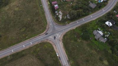 Движение на четырех перекрестках оптимизировали в Дмитрове