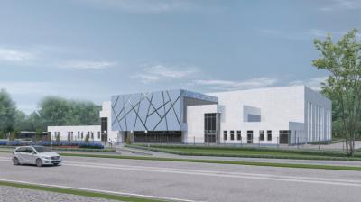 Физкультурно-оздоровительный комплекс с ледовой ареной построят в Орехове-Зуеве