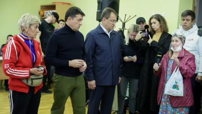 Губернатор дал поручение оказать помощь пострадавшим в результате взрыва в доме в Ногинске