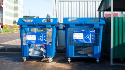 Как в Подмосковье работает программа по модернизации мусорных контейнеров