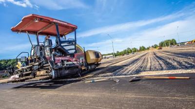 Капремонт дороги к Гремячему ключу досрочно завершили в Сергиево-Посадском округе