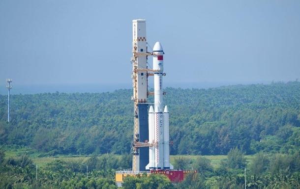 Китай отправил грузовой корабль Тяньчжоу-3 к орбитальной станции