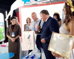 Коллекция Государственного музея спорта пополнилась ценными предметами от титулованных гребцов Приморского края