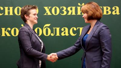 Лесные пожарные и добровольные лесные огнеборцы подписали соглашение о взаимодействии в Подмосковье