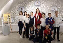 Маска Софьи Великой пополнит коллекцию Государственного музея спорта