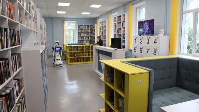 Модельная библиотека открылась в Королеве