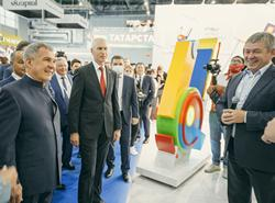 На IX Международном спортивном форуме «Россия – спортивная держава» представлены эскизы медалей Всемирных летних студенческих игр 2023 года в Екатеринбурге