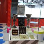 На Восточном экономическом форуме в павильоне «Спорт – норма жизни» Минспорта России открылась выставка Государственного музея спорта