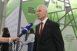 Национальные проекты и Год науки представили на IX Международном спортивном форуме «Россия – спортивная держава»